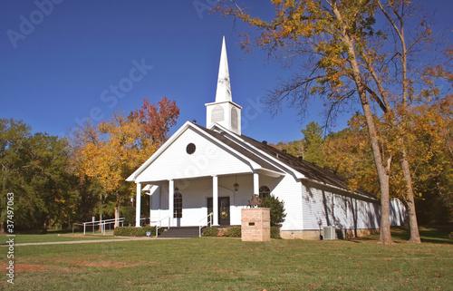 Stampa su Tela Hill Creek Church