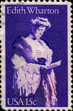 Edith Wharton. US Postage.