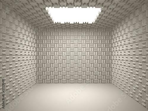 Fotografia, Obraz  Acoustic room