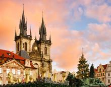 Prag Weihnachtsmarkt - Prague ...