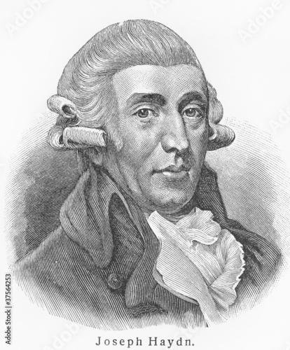 Fotomural Joseph Haydn