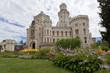 Hluboka castle in the czech republic