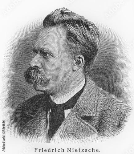 Photographie  Friedrich Nietzsche