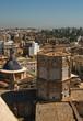 Вид на Валенсию с башни Мигелет (Микалет)