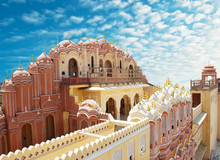 Hawa Mahal, The Palace Of Wind...