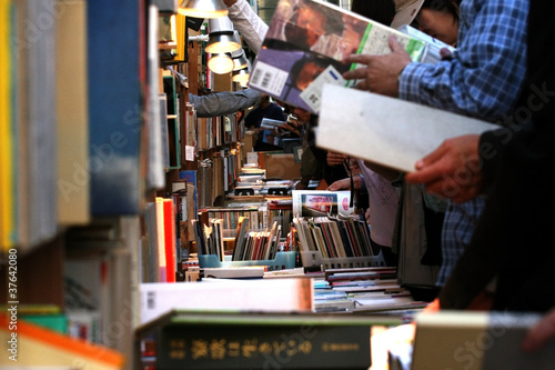 Photographie  古書店
