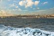 Bosphorus and Galata Tower
