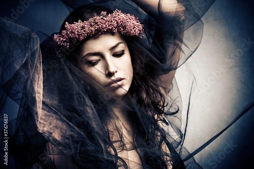 Fotografia dance with veil