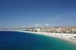 France, Nice, Côte d Azur, Promenade des Anglais