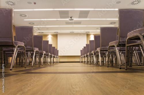 Poster Fitness sala konferencyjna 2