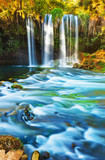 Waterfall Duden at Antalya Turkey - 37809872