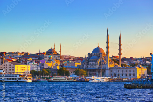 Photo  Istanbul sunset