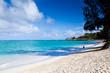 canvas print picture - Kailua Beach