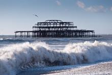 Brighton,West Pier.