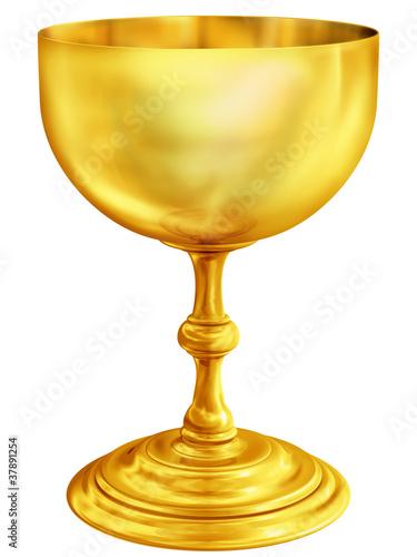 Fotografie, Obraz  Golden chalice