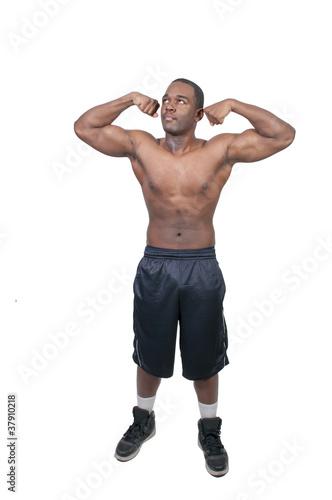 Fotografie, Obraz  Muscular Man