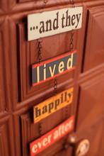 Happiness Door Sign