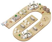 Route Of Hajj
