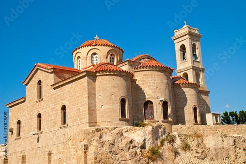 Foto op Plexiglas Cyprus Zypern