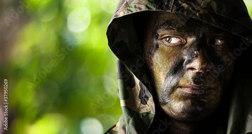 Fotografía  young soldier