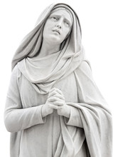 Beautiful Statue Of A Religiou...
