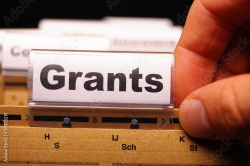Fotografering  grants