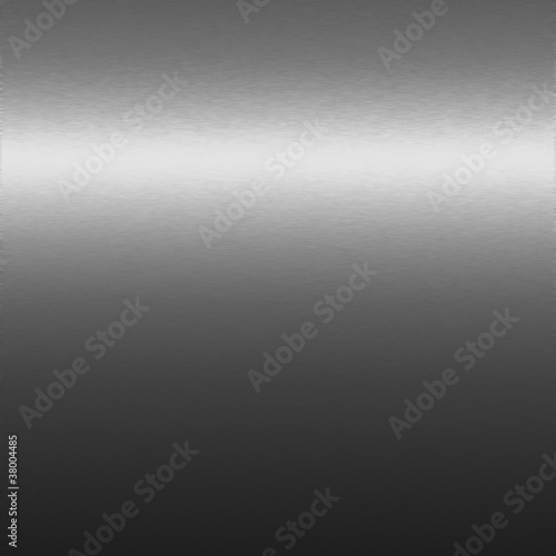 Fotografia, Obraz  Silver chrome texture, background to insert text or design