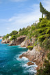 Adriatic Sea Coastline