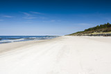 Wybrzeże morza Bałtyckiego
