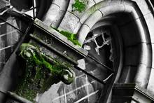 Abandoned Church Detail