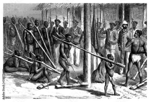 Photographie  Slaves