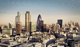 Fototapeta Londyn - City of London
