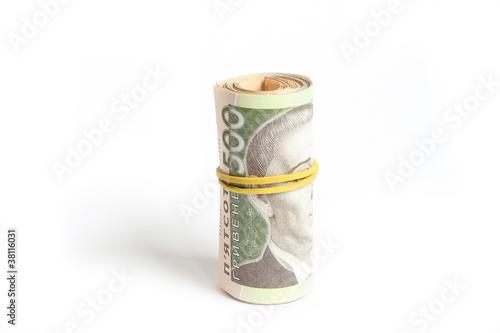 Fotografía  Banknotes of Ukraine