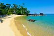 canvas print picture madagascar dream beach