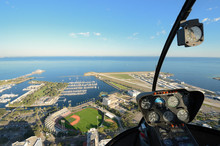 St. Pete Aerial View From A He...