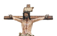 Photo Crucifix Crista