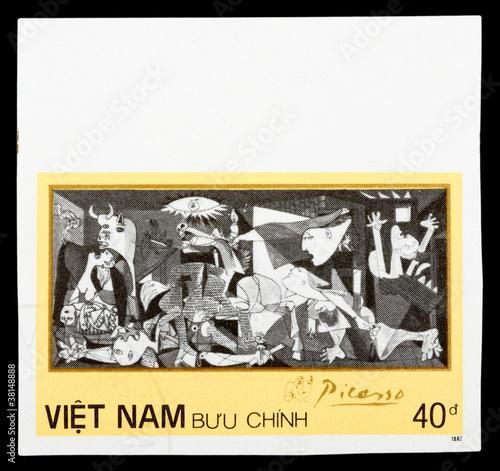 Fotografía  Postage Stamp
