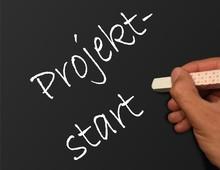 Tafel Projekstart