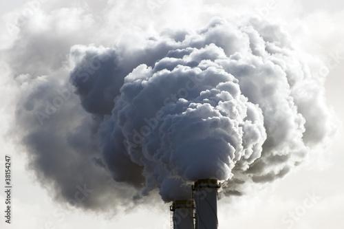 Türaufkleber Rauch Factory smoke