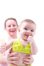 Yellow Bikini Baby