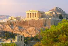 Akropolis, Athen, Griechenland