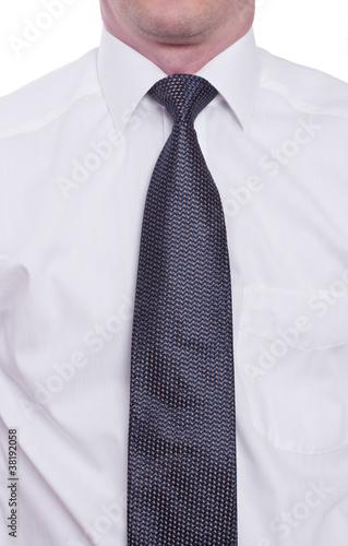 Krawattenknoten Nach Windsor Buy This Stock Photo And Explore