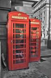 Cabines téléphoniques - Londres (UK) - 38220443