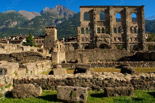 Photo Teatro Romano di Aosta