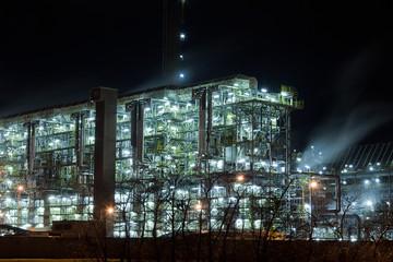 Produkcja chemiczna