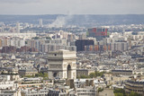 Fototapeta Fototapety Paryż - Łuk Triumfalny w Paryżu