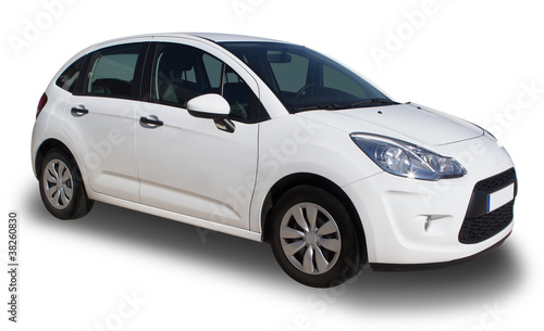 Fototapeta Small Car obraz