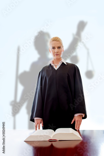 Valokuva  Justizia