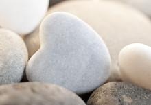 Galets Zen Harmonieux Coeur
