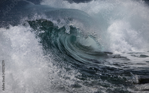 Canvas Prints Water Ocean wave